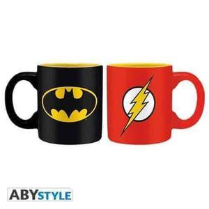 Aby Dc Comics 2 Mugs Batman & Flash 1049