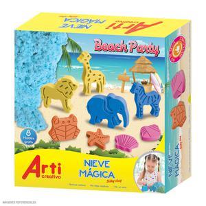 Ac Nieve Magica Beach Party Tac034-2
