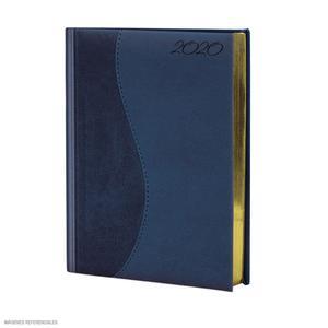 Agenda 2020 Bicolor Ejecutivo Azul Artes