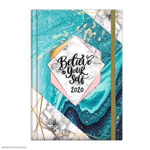 Agenda 2020 Trendy Golden Diamon Artesco