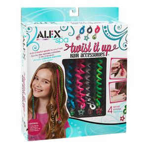 Alex Twist It Up Color En El Pelo 722T