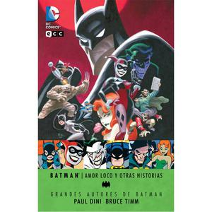 Amor Loco Y Otras Historias(Ecc Comics)