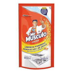 Antigrasa Mr Musculo Adv Cocina Nrja Dp 500 657300