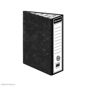 Archivador Plastificado A-4 Az-75 Con Caja Negro