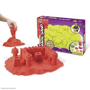 Arena Magic Sand Con Moldes 882-8