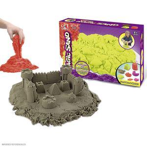 Arena Magic Sand Con Moldes 882-9