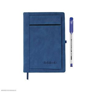 Artesco Libreta Wallet Azul