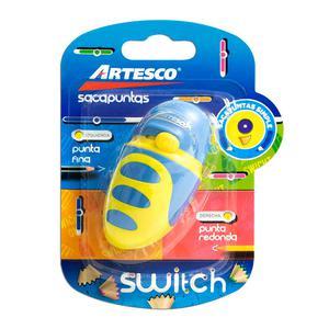 Tajador Plástico  Switch X 1 Artesco