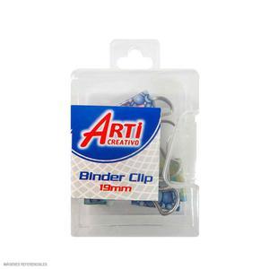 Arti Creativo Binder Doble Clip Decor 19Mm X8 Tac201005
