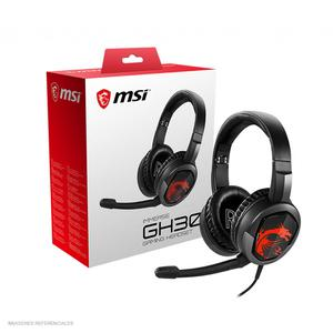 Audifonos Gaming Msi Immerse Gh30