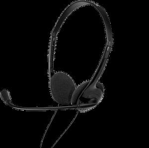 Auricular Con Micrófono Conexión Usb Klipxtreme