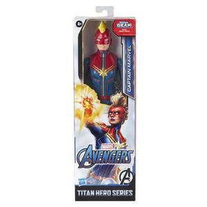 Avenger Titan Hero A Capitana Marvel