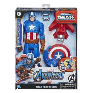 Avengers Titan Hero Blast Gear Cap A