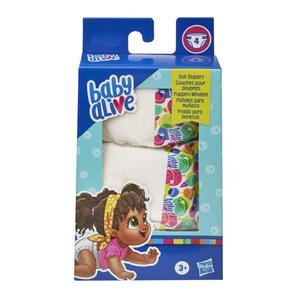 Baby Alive Pack Pañales Para Muñeca