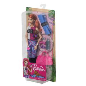 Barbie Bienestar Yoga