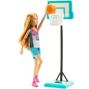 Barbie Dha Hermanas Basquet