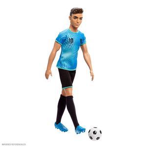 Barbie Ken Profesiones Futbol Fxp02