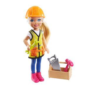 Barbie Mundo De Chelsea Profesion Constructora