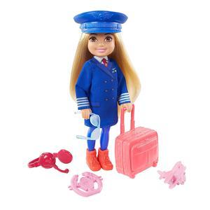 Barbie Mundo De Chelsea Profesion Piloto