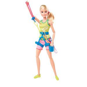 Barbie Olimpiadas Escaladora