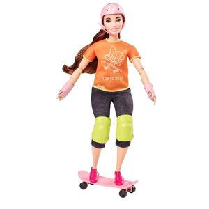 Barbie Olimpiadas Skate