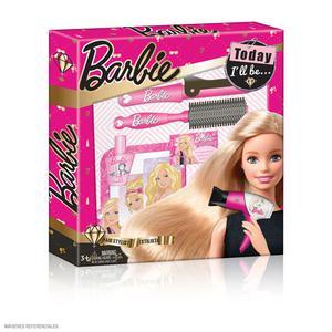 Barbie Set De Peluquería Chico H122