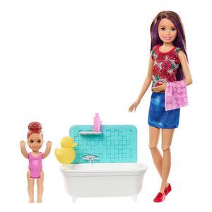 Barbie Skipolly Pocketer Babysitters