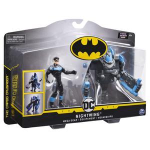 Batman 10Cm Fig Transfo Robin