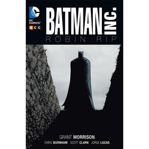Batman Inc: Robin Rip (Ecc Comics)