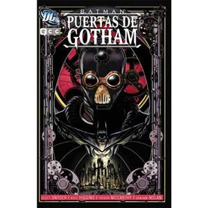 Batman: Puertas De Gotham (Ecc Comics)