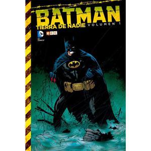 Batman: Tierra De Nadie 1 (Ecc Comics)