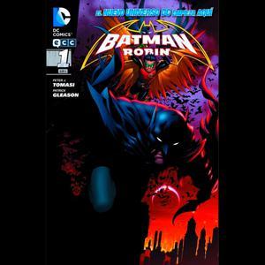 Batman Y Robin 01 (Ecc Comics)