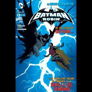 Batman Y Robin 02 (Ecc Comics)