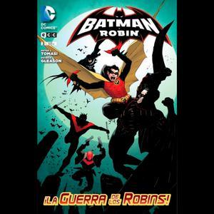 Batman Y Robin 03 (Ecc Comics)