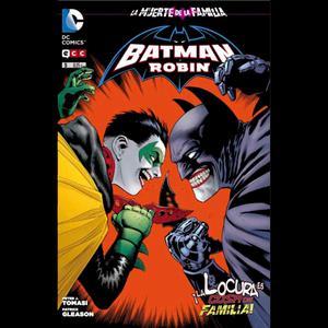 Batman Y Robin 05 (Ecc Comics)