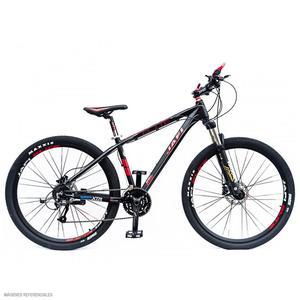 Bicicleta Jafi Elite 29'' Aluminio Rojo