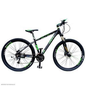 Bicicleta Jafi Elite 29'' Aluminio Verde