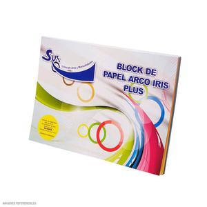 Block Arco Iris A4 100H Sys