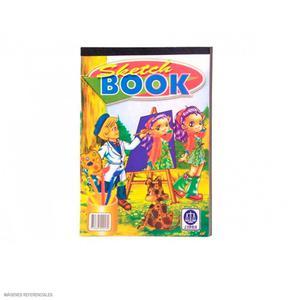 Block Dibujo Especial 20 Hojas De Color Libra