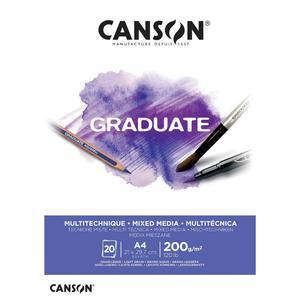Block Mix Me A4 20H 200G Graduate Canson