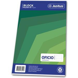 Block Oficio 50H Rayado Diseño