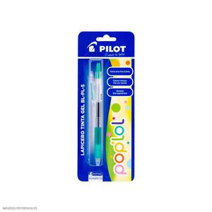 Bolígrafo Pilot Pop Lol Blpl-5 X 1 Verde
