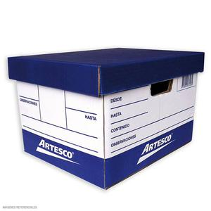 Caja Archivadora N°20 Artesco