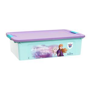 Caja Ultraforte 30L Frozen Rey