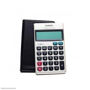 Calculadora 8 Digi Lc-403Tv Tax Con Funda
