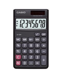 Calculadora 8 Digitos Casio Sx-300
