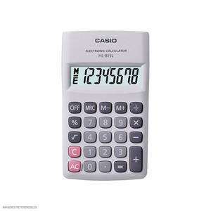Calculadora 8 Digitos Hl-815L We Casio