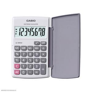 Calculadora 8 Digitos Lc-401Lv We-W-Dp