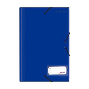 Carpeta A4 C/Liga Plast Azul Artesco