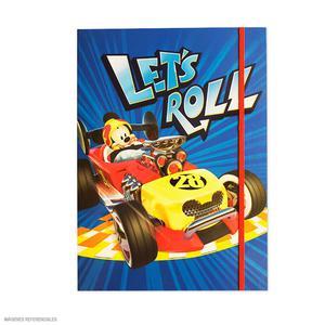 Carpeta C/Liga Carton Mickey Infantil Dg